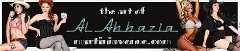 Martini Avenue - The art and Photography of Al Abbazia