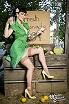 Marilee Caruso pinup girl