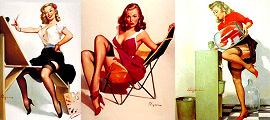 Gil Elvgren prints and posters for sale